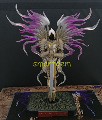 TONGROU Arch Angel Tyrael Statue Collectible watch 28cm 11