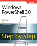 img - for Windows PowerShell 3.0 Step by Step (Step by Step Developer) book / textbook / text book