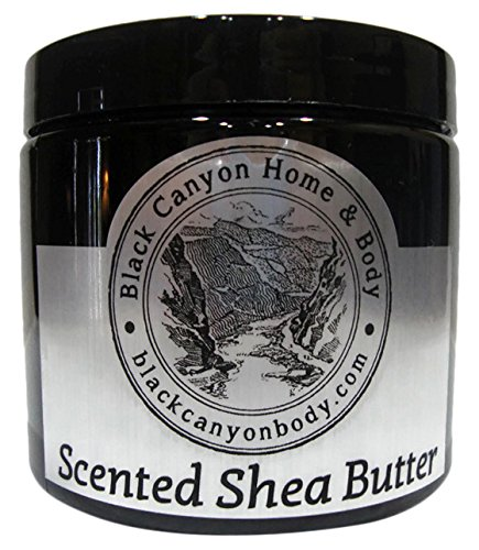 Black Canyon Coconut Ginger Almond Scented Coconut Butter...
