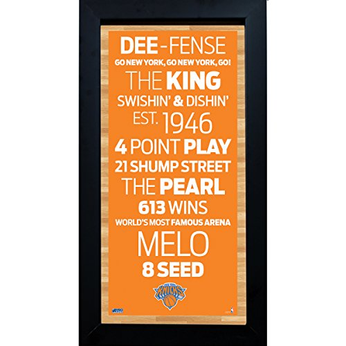 New York Knicks Framed - 4