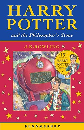 HARRY POTTER AND THE PHILOSOPHER'S STONE (BOOK 1) pdf