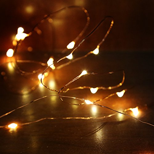 Starry String Lights Outdoor : Accmor Led Starry String Lights, Firefly Outdoor Lights, Seasonal Indoor New eBay
