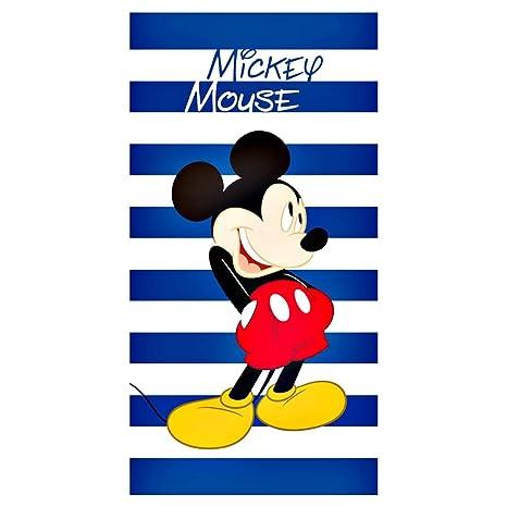 Disney Mickey Mouse Toalla de Baño Toalla Sábana Toalla de ...