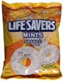 LifeSavers Hard Candy, Orangemints, 6.25 Ounce