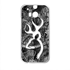 Tree Browning Fahionable And Popular Back Case Cover For HTC One M8