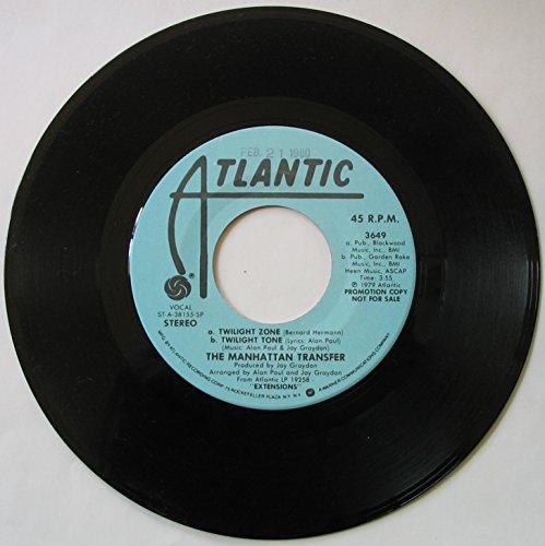 Twilight zone-twilight tone (1979) / Vinyl single [Vinyl-Single 7'']
