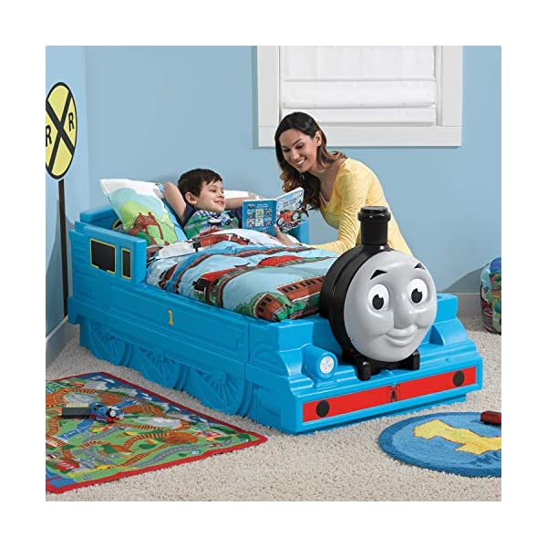 Step2 Thomas The Tank Engine Toddler Bed 6