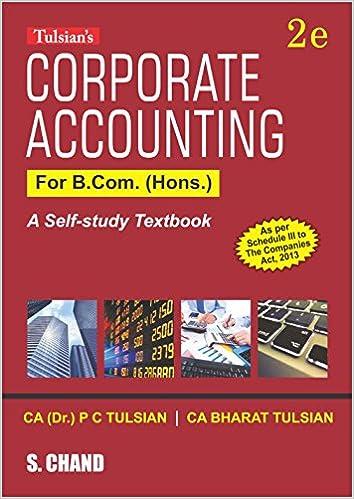 B.com Accounting Book