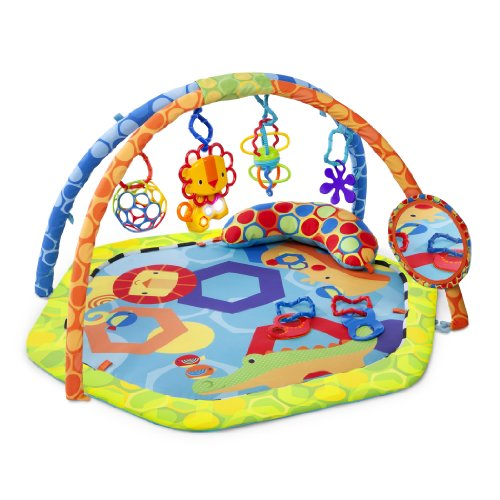 O Ball Play-O-Lot Activity Gym by Oball
