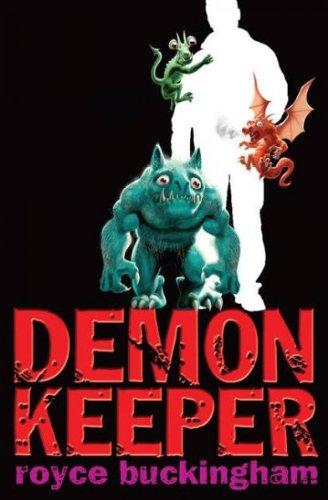 Read Online Demonkeeper PDF