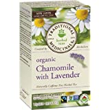 Traditional Medicinals Organic Chamomile With Lavender, 20 tea bags