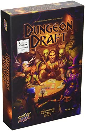 Dungeon Draft Estrategia Juego de Mesa: Amazon.es: Juguetes y juegos