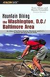 Mountain Biking the Washington, D. C./Baltimore Area, Scott Adams and Martín Fernández, 0762726571