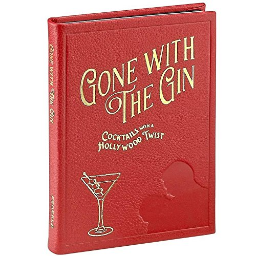 Gone with The Gin Special Edition in fine French Full-Grain Leather ()