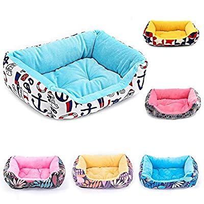 MHGStore Dog Bed Bench for Dogs Pet Products Puppy Bed House for Cat Dog Beds Mat Sofa Lounger for Small Medium Large Dogs Cat Pet Kennel from MHGStore