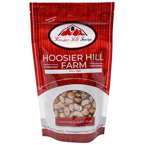 Almonds Cinnamon Toffee 1 lb Bag, Hoosier Hill Farm