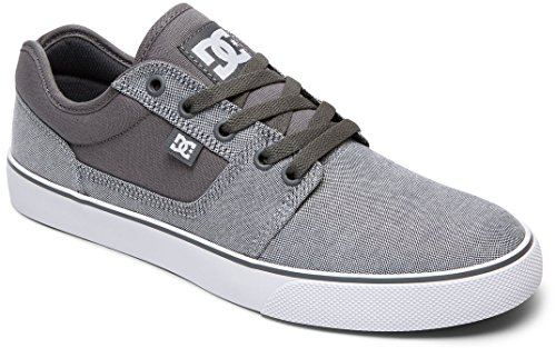 DC Shoes Tonik Tx Se, Men's Low-Top Sneakers Grey/ White