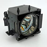 Amazing Lamps ELPLP37 / V13H010L37 Replacement Lamp in Housing for Epson Projectors
