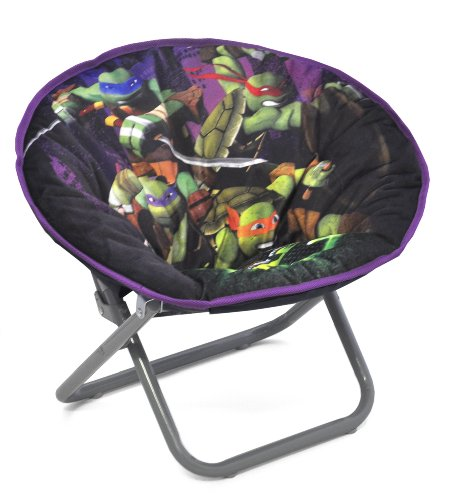 Nickelodeon Teenage Mutant Ninja Turtles Toddler Saucer Chair (Chairs Tables Room And Game)
