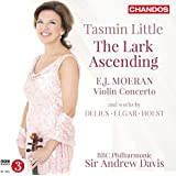 The Lark Ascending( Tasmin Little, BBC Philharmonic, Andrew Davis)] [Chandos: CHAN 10796]