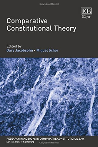 Comparative Constitutional Theory (Research Handbooks in Comparative Constitutional Law series)
