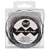 Raven Chevron Washi Tape