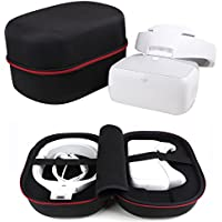 DJI Goggles FPV VR Glasses Case ,Portable Hard Carrying Bag Hardshell Housing Bag Storage Box (Case for DJI Goggles)