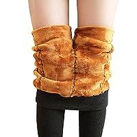 Govc Winter Women Warm Gold Velvet Thick Leggings
