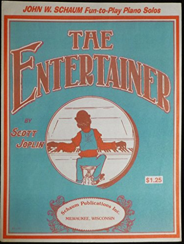 - The Entertainer (Fun-to-Play Piano Solos)