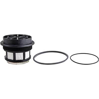 Luber-finer L4596F Heavy Duty Fuel Filter: Automotive [5Bkhe2000829]