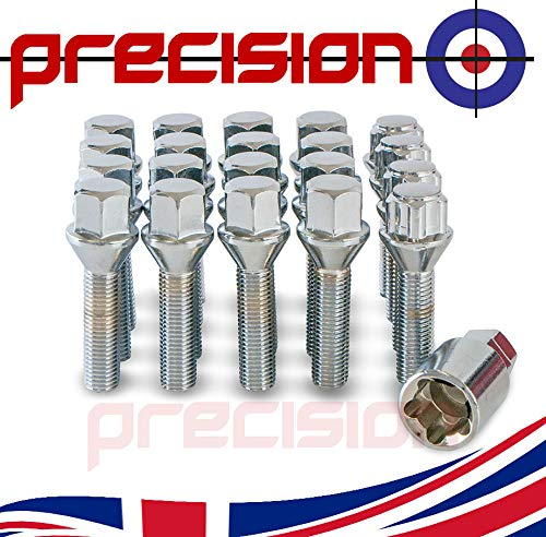 Precision 16 Extended Bolts and Locks for Ŕenault Megane