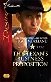 img - for The Texan's Business Proposition (Harlequin Desire) book / textbook / text book