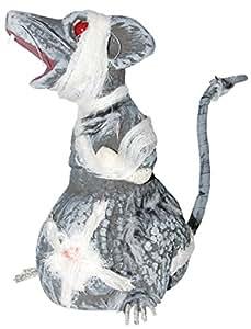 Zombie rata para decoración de Halloween