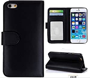 6S Plus Case,iPhone 6S Plus Case,Creativecase PU Leather Wallet Design Flip Case Cover with Stand Function [Slim Fit] Case for iPhone 6S Plus 5.5 inch-01