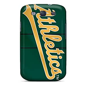 BlingBlingCase Snap On Hard Case Cover Oakland Athletics Protector For Galaxy S3
