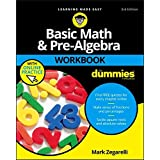 Basic Math and Pre-Algebra Workbook For Dummies (For Dummies (Lifestyle))