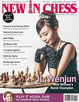 New In Chess Magazine 2018/5: Read by Club Players in 116 Countries
