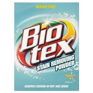 Biotex Stain Removing Powder 500g (Pack of 4)