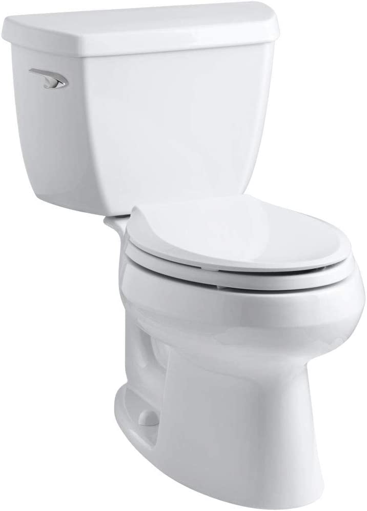 Kohler K-3575-0 WellworthClassic Toilet, One Size, White