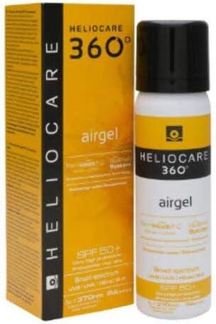 IFC HELIOCARE 360º Airgel Facial spf 50+ 60 ml