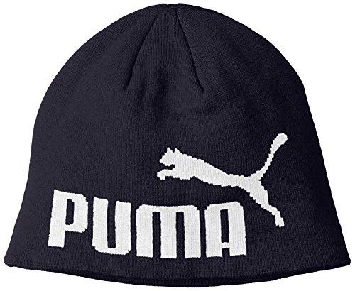 Unisex ESS Cat Big Beanie Peacoat Peacoat Adulto Puma 6qIpwdp