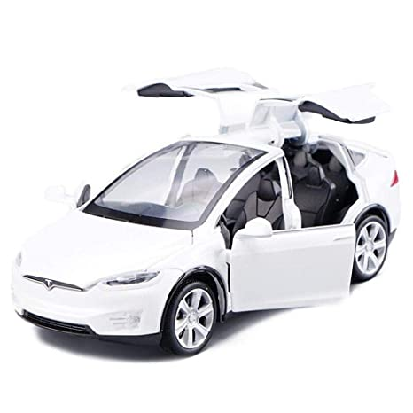 Amazon.com: ANTSIR Car Model X 1:32 Scale Alloy diecast Pull ...