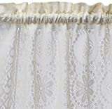 Hopewell Lace Kitchen Curtain