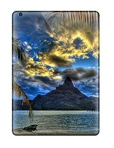 Jonathan Litt's Shop 8761954K65946220 Ipad Case - Tpu Case Protective For Ipad Air- Bora Bora
