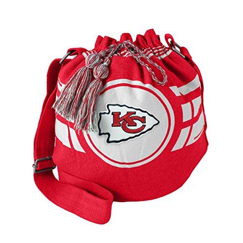 NFL Kansas City Chiefs Ripple Drawstring Bucket ()