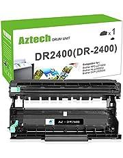 Aztech Compatible for Brother DR2400 DR-2400 for DCP-L2530DW MFC-L2730DW MFC-L2750DW MFC L2750DW MFC-L2710DW HL-L2310D HL-L2357DW HL-L2350DW Drum Unit