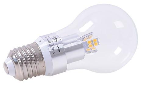 bombillas LED E27 4 vatios medio ambiente Globo 10774 de ahorro de energía