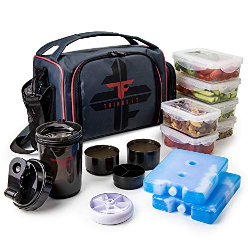 ThinkFit Insulated Meal Prep