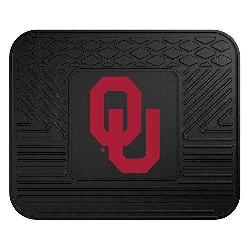 FANMATS NCAA University of Oklahoma Sooners Vinyl Utility Mat