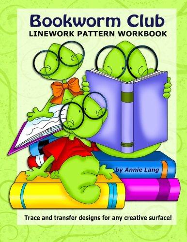 Bookworm Club: Linework Pattern (Bookworms Club)